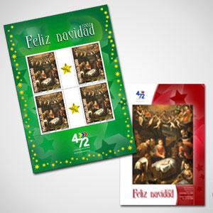 Emisión Filatélica Navidad 2008